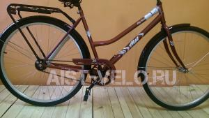 дорожный велосипед Аист красный