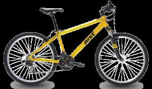 Велосипед горный Аист желтый Quest