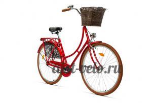 Велосипед городской  Аист Amsterdam 1.0 черный