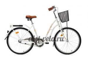 женский велосипед дорожный Аист