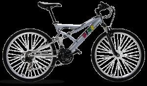 горный велосипед Аист 26-670 двухподвес