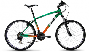 горный велосипед Аист 26-660 zebra