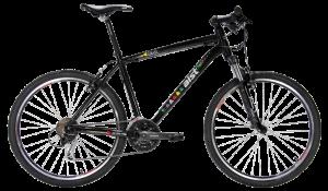 горный велосипед 26-640 8 bit Аист