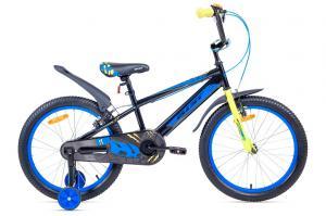 детский велосипед Аист черный