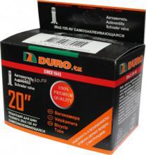 "Велокамера 20"" DURO 20х2,125 А/V самозаклеивающаяся/DHB01023"