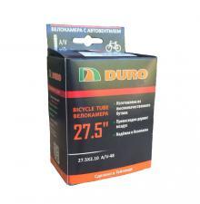 "Велокамера 27.5"" DURO 27.5x2.10 A/V-48/DHB01030"