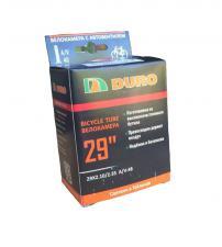 """Велокамера 29"""" DURO 29x2,10/2,35 A/V-48 двойной обод /DHB01032"""