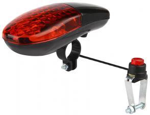 Звонок JY-251 с подсветкой чёрный/210050