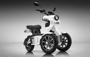 электроскутер ITANK  трицикл