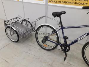 Велотележка велоприцеп  BT-150 Усиленный