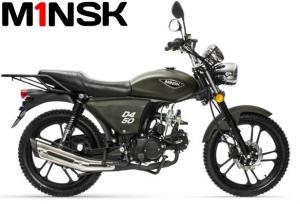 мотоцикл мопед минск d4 50 m1nsk