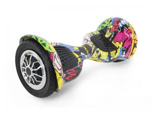 Гироскутер  Hoverbot C-1 Light -yellow multicolor