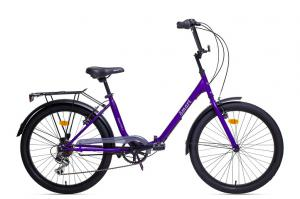 аист складной велосипед Smart 24 2.1