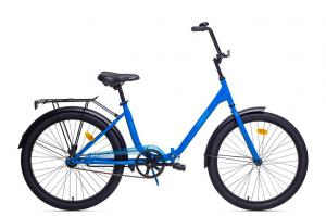 аист велосипед складной Aist Smart 24 blue