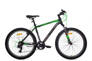 Велосипед горный MTB  Аист rocky 1.0 черный