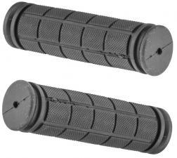 Грипсы TEN-075 125 мм черные/150260
