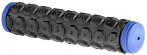 Грипсы XH-G38 ,125 mm (Черно-синий/150158)