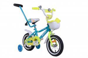 Велосипед детский Аист Wikki 12 2.0 голубой