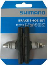 Тормозные колодки Shimano д/v-brake М70T4 Y8BM9803A