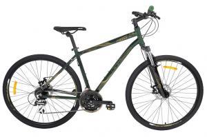 Велосипед Аист Cross 3.0 зеленый