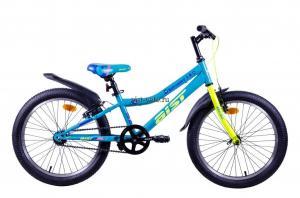 велосипед Аист Serenity 1.0 сине-голубой