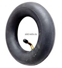 Усиленная Камера 10 X 2.50 кривой ниппель HOTA для электросамоката, скутера