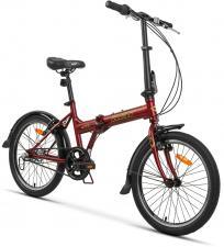 смарт Аист складной велосипед для города