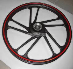 Колесо переднее для мопеда в сборе М591D0207G1